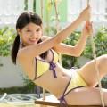 【アダルトグラビア】9nine川島海荷のセクシー画像!エロ可愛い姿がいっぱいw(50枚)