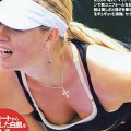 【アダルトシャラポア】恐らく世界中で最もオカズにされたアスリートwwフェロモン前回テニスプレーヤー「マリア・シャラポア」の乳首ポチ・スジ画像集。