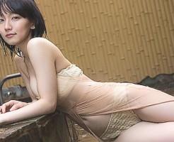 【アダルト吉岡里帆】朝ドラ出演女優が、無駄にエロイ身体しているんだがwww