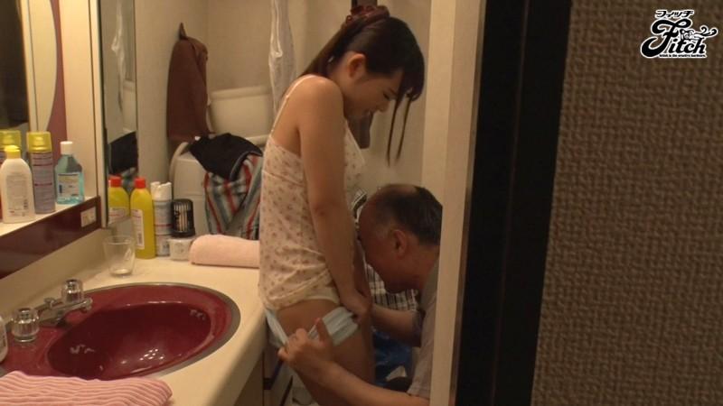 【寝取られエロ画像】彼氏よりもパパが好き!?父親に調教されたド淫乱JKの日常性活wwww01