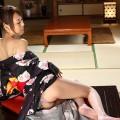 【和服エロ画像】和服姿の色っぽい女の子のエロ画像集めてみたぞ!www