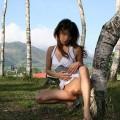 【野外露出エロ画像】大胆過激!屋外で裸体を晒す素人娘たちってエロ杉!
