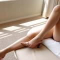 【美脚エロ画像】足フェチ必見!女の子のスラリと伸びた脚線美にノックダウン!