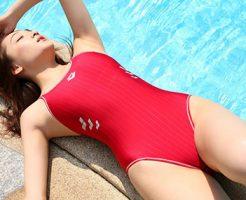 【競泳水着エロ画像】競泳用といっても侮り難いエロさ!競泳水着ってエロッ!