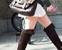 【ミニスカエロ画像】美脚、むき出しの太もも!春よ来い!美脚ミニスカエロ画像