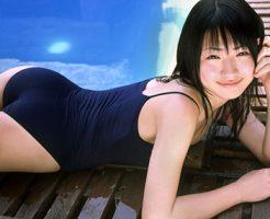 【スク水エロ画像】マニアックでも興奮してしまう!スクール水着美少女!?