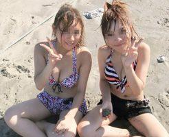 【素人水着エロ画像】素人娘たちの水着姿が生々しくて抜けるwwwwwwwww