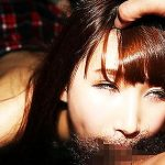 【イラマチオエロ画像】美女のクチマンコに勃起巨根をブチ込み唾液まみれに!!喉奥まで突っ込みまくったイラマチオのエロ画像集!ww【80枚】