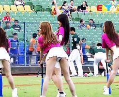 【台湾チアガールエロ画像】超エロボディで巨乳でピタコス過ぎて試合に集中できないセクシー過ぎる台湾チアガールのエロ画像集!ww【80枚】