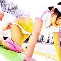 【ゴルフレッスンエロ画像】ゴルフ好きOLや若妻、さらにロリな美少女もレッスンと称してセクハラしまくるゴルフレッスンのエロ画像集!w【80枚】