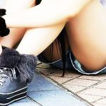 【生足エロ画像】ショーパンやミニスカの生足女子の美脚やパンチラ、ハミケツが最高過ぎる生足のエロ画像集!ww【80枚】