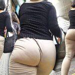 【スキニーパンツエロ画像】スキニーパンツの美脚な素人女子が、パツパツの美尻やパンティーラインを見せつけてくれてスキニーパンツのエロ画像集!ww【80枚】