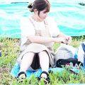 【ロングスカートパンチラエロ画像】ロングスカートで安心してる素人女子が無防備なパンティー見えた瞬間をパンチラ盗撮したロングスカートパンチラのエロ画像集!ww【80枚】