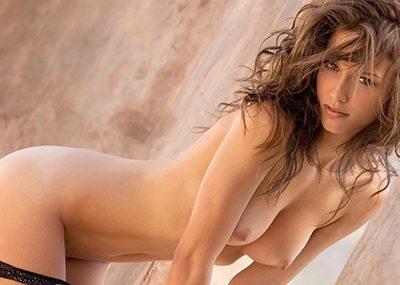 【白人女性エロ画像】まるで映画のヒロイン!美しすぎる白人女性ヌード!