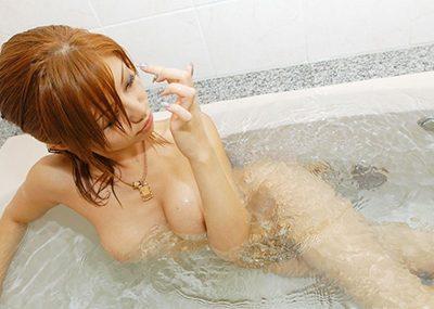 【入浴エロ画像】女の子がお風呂に入っている入浴全裸画像がめっちゃしこ!