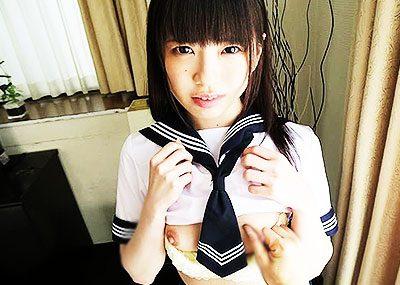 【制服美少女エロ画像】セーラー服やブレザーのJK制服をビリビリにして調教したくなる制服美少女のエロ画像集!ww【80枚】
